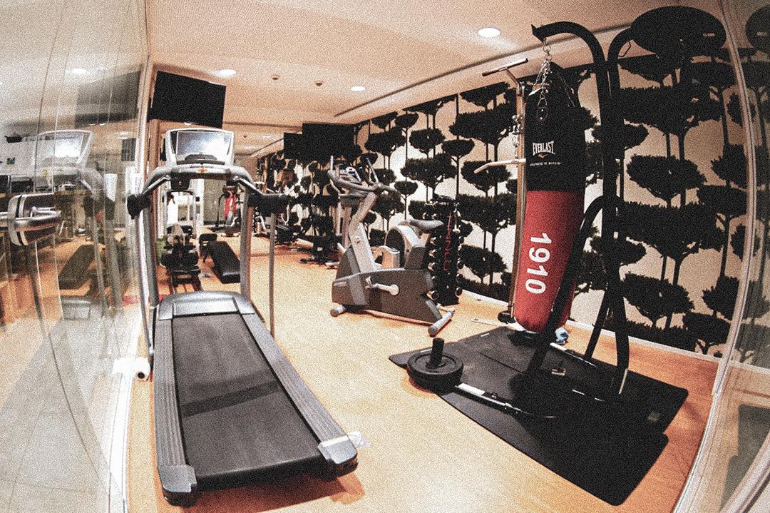 MGI Fisogest gym